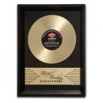 Framed Record Breaker Employee Awards