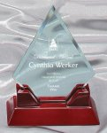 Kingston Glass Rosewood Award Employee Awards