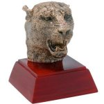 Panther/Jaguar Resin Mascot Resin Trophy Awards