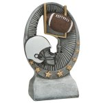 Football RG Resin Trophy Awards