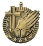 Star Religion Medals Star Medal Awards