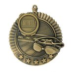 Star Swimming Medals Star Medal Awards
