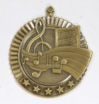 Star Music Medals Star Medal Awards
