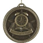 Perfect Attendance Value Medal Awards