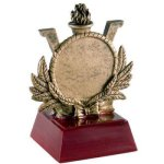 Victory 2 Insert Holder Resin Victory Trophy Awards