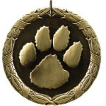 Paw Print XR Series Medal Awards